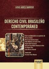 Capa do livro: Derecho Civil Brasileño Contemporáneo, Lucas Abreu Barroso