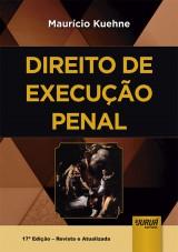 Capa do livro: Direito de Execução Penal, Maurício Kuehne