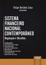 Capa do livro: Sistema Financeiro Nacional Contemporâneo, Coordenador: Felipe Herdem Lima