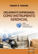 Capa do livro: Orçamento Empresarial Como Instrumento Gerencial, Tomislav R. Femenick