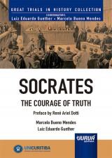 Capa do livro: Socrates - The Courage of Truth - Minibook, Marcelo Bueno Mendes e Luiz Eduardo Gunther