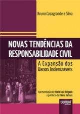 Capa do livro: Novas Tendências da Responsabilidade Civil, Bruno Casagrande e Silva