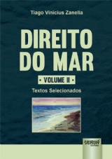 Capa do livro: Direito do Mar - Volume II, Tiago Vinicius Zanella