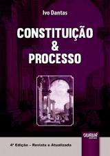 Capa do livro: Constituição & Processo, Ivo Dantas