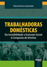 Capa do livro: Trabalhadoras Domésticas, Flávio Romero Guimarães