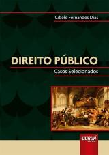 Capa do livro: Direito Público, Cibele Fernandes Dias