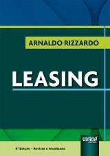 Capa do livro: Leasing, Arnaldo Rizzardo