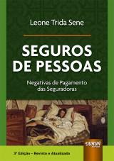 Capa do livro: Seguros de Pessoas, Leone Trida Sene