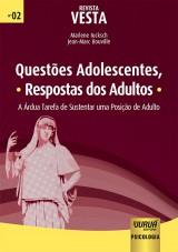 Capa do livro: Revista Vesta - N°02, Jean-Marc Bouville - Coordenadores: Marlene Iucksch e Jean-Marc Bouville