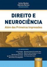 Capa do livro: Direito e Neurociência, Organizadores: Carlos Marden e Gabriela Martins