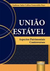 Capa do livro: União Estável, Nadinne Sales Callou Esmeraldo Paes