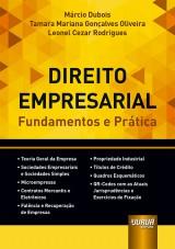 Capa do livro: Direito Empresarial, Márcio Dubois, Tamara Mariana Gonçalves Oliveira e Leonel Cezar Rodrigues