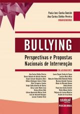 Capa do livro: Bullying, Organizadoras: Paula Inez Cunha Gomide e Ana Carina Stelko-Pereira