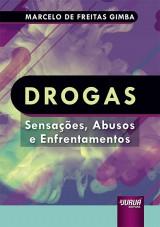 Capa do livro: Drogas, Marcelo de Freitas Gimba