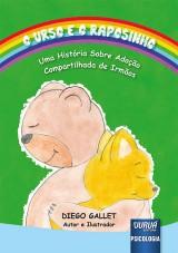 Capa do livro: Urso e o Raposinho, O, Autor e Ilustrador: Diego Gallet