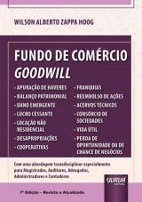 Capa do livro: Fundo de Comércio Goodwill, 7ª Edição - Revista e Atualizada, Wilson Alberto Zappa Hoog